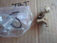 Ignition Kit POINTS and CONDENSER replaces TECUMSEH 30547A, 30548B HS638 HM70