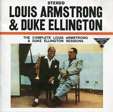 Louis Armstrong & Duke Ellington - The Complete Sessions