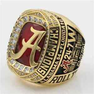 Ring Of  Alabama Crimson Florida Tide Sec Championship 2016