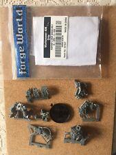 Warhammer 40k Ork Runtbot & Grot Forgeworld