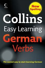 Collins Easy Learning - Collins Easy Learning German Verbs (Collins Easy Learn,