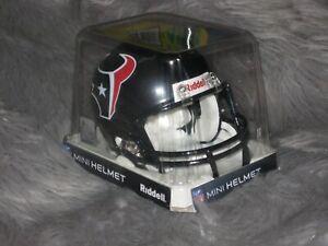 NFL Houston Texans CJ Fiedorowicz Auto Mini Helmet Autograph Signed