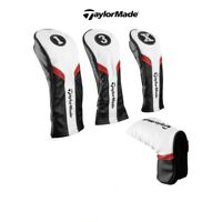 TaylorMade Universal Synthetic Leather Headcovers - Choose Club