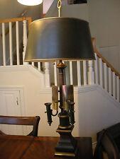 Vintage Frederick Cooper Bouillotte Table Lamp