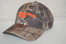 New Under Armour Camo Real-tree AP-Xtra Cap Strap Crouse-Hinds By EATO Hat OSFM