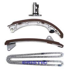 00-08 Toyota Corolla Chevy Pontiac 1.8L 1ZZFE Engine Timing Chain Kit W/O Gears
