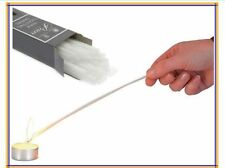 2 x Prices Candle Wax Lighting TAPERS Log Fires Burners BBQ fire place Box of 55