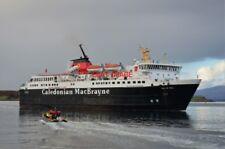 PHOTO  CALEDONIAN MACBRAYNE  ISLE OF MULL IN OBAN BAY CALMAC FERRY ISLE OF MULL