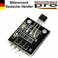 Arduino Hall Magnetic Sensor Moduler KY-003 Raspberry