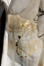 Elisa Cavaletti DANIELA DALLAVALLE Cream Long sleeve Layered Tee, Top, Ladies L