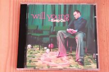 Will Young – Keep On Happiness Madness ... 12 tracks - Boitier neuf CD