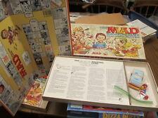 Mad Magazine vintage Parker Brother game complete