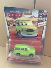 DISNEY CARS DIECAST - Charlie Cargo - Deluxe - Sarge's Boot Camp - 2017 Release