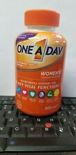 One A Day Women's  Health Formula Multivitamin with More 200 Tablets Exp:10/21