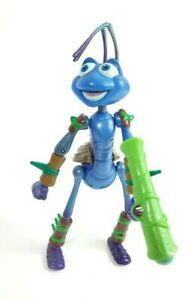 FLIK A Bug's Life Deluxe Moving Ant 10'' Figure 1998 Mattel Disney Pixar