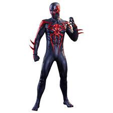 Hot Toys Spiderman 2099 Vgm42 Black Suit Toy fair Edition Maßstab 1 6