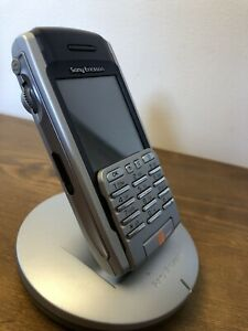 ERICSSON P900 Vintage Mobile Phone with stand