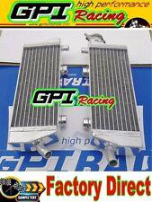 GPI aluminum radiator KTM 250/450/505 SX-F/SXF 2008 2009 2010 2011 2012 12 11 10