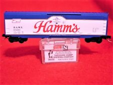 MTL 38230 HAMM'S BREWING CO. 50' PD Box Car #H.A.M.X.31221 'MINT' N-SCALE