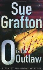 O is for Outlaw,Sue Grafton- 9780330371957