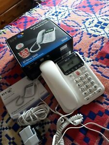 BT Decor 2600 Corded House Phone with Advanced Call Blocker & Caller ID -BX