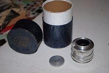 objectif SOM BERTHIOT CINOR B 1:1.9 f=25 appareil photo lens camera n° 752917
