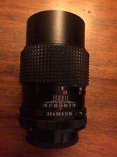 CANON FE FIT SUPER ALBINAR MC AUTO 1:2.8 55-135 Mm Telephoto Lens Canon FE