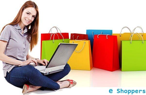 e shoppers
