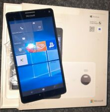 Microsoft Lumia 950 XL 32GB [Single-Sim] schwarz - GUT