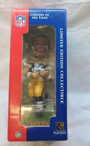 2003 STEELERS JEROME BETTIS LEGENDS OF THE FIELD BOBBLEHEAD FOREVER COLLECTIBLES