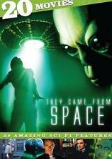 They Came from Space: 20 Movies (DVD, 2013, 4-Disc Set)