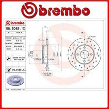 08.5085.1X#216 DISCO FRENO POSTERIORE SPORTIVO BREMBO XTRA FIAT TIPO (160_) 2.0