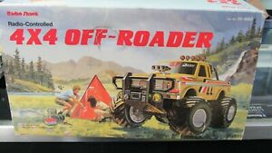 VINTAGE RADIO SHACK  R/C 4 X 4 OFF ROADMONSTER TRUCK WITH BOX 60-4057