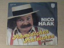 """7"""" NICO HAAK * Schmidtchen Schleicher"""