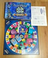 Trivial Pursuit DVD TV Board Game (2004) Parker / Horn Abbot 100% Complete VGC