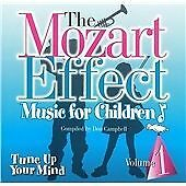 Wolfgang Amadeus Mozart - Mozart Effect, Vol. 1: Tune Up Your Mind (2015)ROZ-685