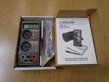 Tegam 130A Digital Multimeter (Very good condition! )