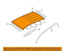 Mercury FORD OEM 09-11 Mariner-Roof Panel 9L8Z7850202B