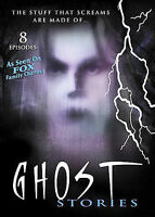 Ghost Stories - Vol. 1 (DVD, 2004) 8 Episodes As Seen On Fox NEW Sealed