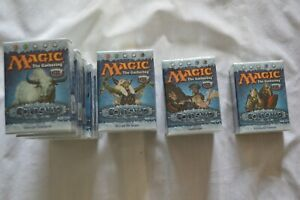 11 Magic the Gathering MTG COLDSNAP Factory Sealed Theme Starter Decks