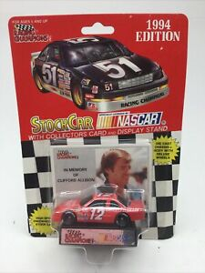 Racing Champions 1993 NASCAR #12 Clifford Allison In Memory 1:64 MIP