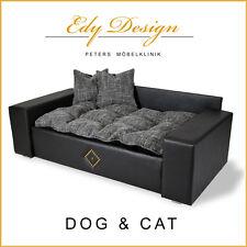 Sofá para Perro Cama gato dog & Cat -nuevo XXL Cuero Artificial Lujo