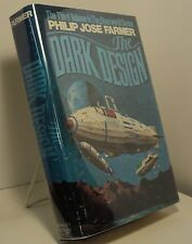 The Dark Design by Philip Jose Farmer - First edition