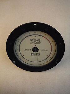 Wallace & Tiernan Pennwalt Precision Aneroid Barometer FA160