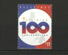 PHILIPPINES 2019 PILIPINO CENTENARIANS COMP. SET OF 1 STAMP IN MINT MNH UNUSED