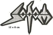Sodom - logo patch - FREE SHIPPING !!!