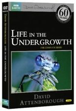 Life in The Undergrowth (repackaged) DVD Region 2