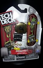 New 2017 Tech Deck PRIMITIVE Series 2 Skateboards Fingerboards CALLOWAY Model