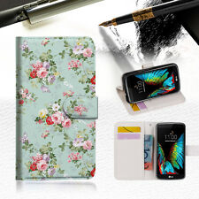 Royal Garden Wallet Case Cover For ZTE AXON  mini --A023