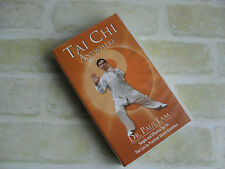 DR. PAUL LAM ~ TAI CHI ~ ANYWHERE - VHS VIDEO - NEW SEALED